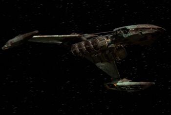 Korok's ship