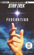 Federation - rerelease cover