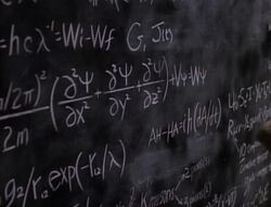Greek letters and formulas