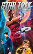 Star Trek, Vol 11 tpb cover