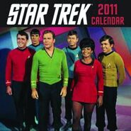Star Trek Calendar 2011 preview cover
