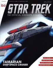 Star Trek Official Starships Collection issue 166
