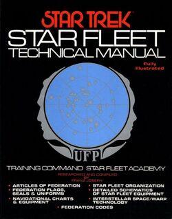 Star Trek Star Fleet Technical Manual cover