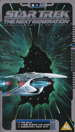TNG 2.1 UK VHS cover