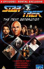TNG Vol 28 UK Rental VHS cover
