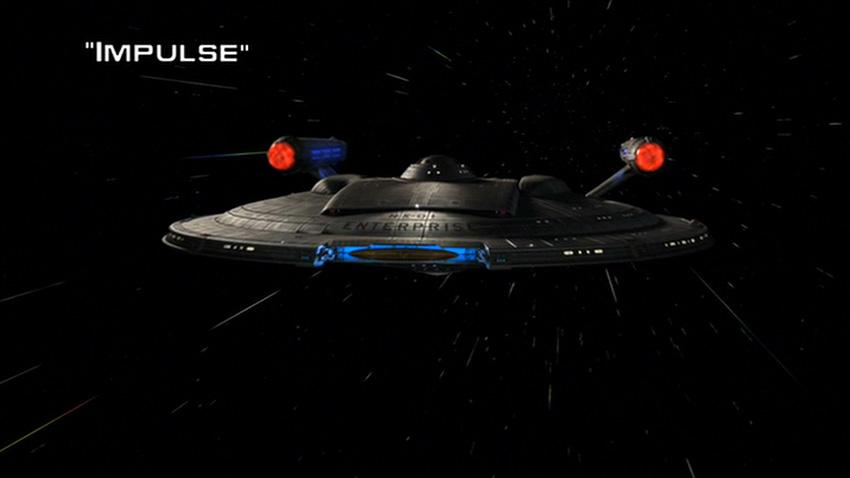 Image result for star trek enterprise impulse episode