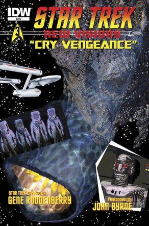 Cry Vengeance comic.jpg