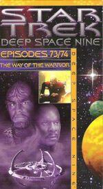 DS9 073 US VHS