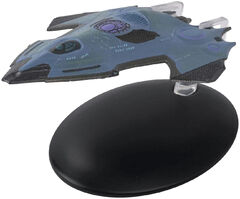 Eaglemoss 59 USS Relativity