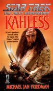 Kahless paperback cover