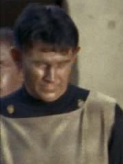 Klingonischer Soldat 4 Organia 2267