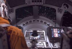 NX alpha cockpit
