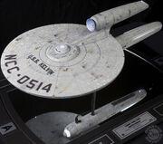QMx USS Kelvin Artisan Replica