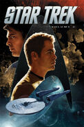 Star Trek, Vol 2 tpb cover