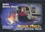 Star Trek Deep Space Nine - Series Premiere Card 46
