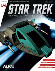 Star Trek Official Starships Collection issue 125