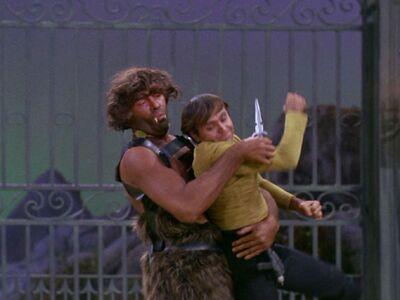 Chekov auf Triskelion