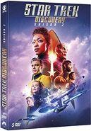 Discovery, saison 2, DVD, 2019