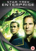 ENT Season 4 DVD slimline cover