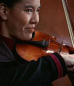 Enterprise-E violinist