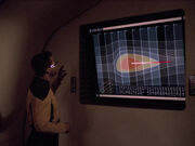 La Forge explains causality loop