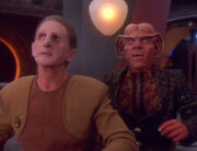 Quark and Odo, 2369