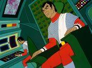 Romulaner verfolgen Enterprise