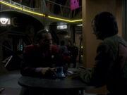 Sisko und Garak sind einer Meinung