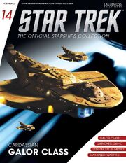 Star Trek Official Starships Collection Issue 14