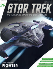 Star Trek Official Starships Collection Issue 29
