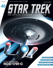 Star Trek Official Starships Collection Issue 46