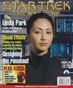 Star Trek The Magazine volume 2 issue 10 cover