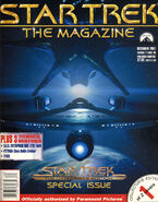 Star Trek The Magazine volume 2 issue 8 cover 1