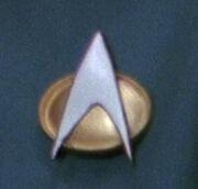 Starfleet combadge, 2360s