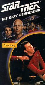 TNG 025 US VHS
