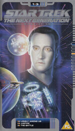 TNG 1.3 UK VHS cover