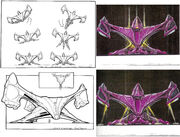 TPlana-Hath production drawing
