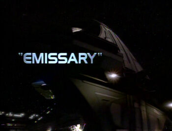 Image result for star trek Emissary