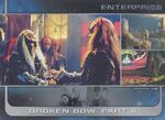 Enterprise - Season One Trading Card 9