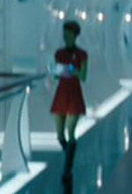 Female Orion Enterprise crewmember