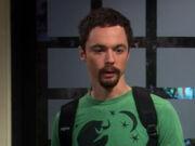 Sheldons Bart erinnert an den von Spock