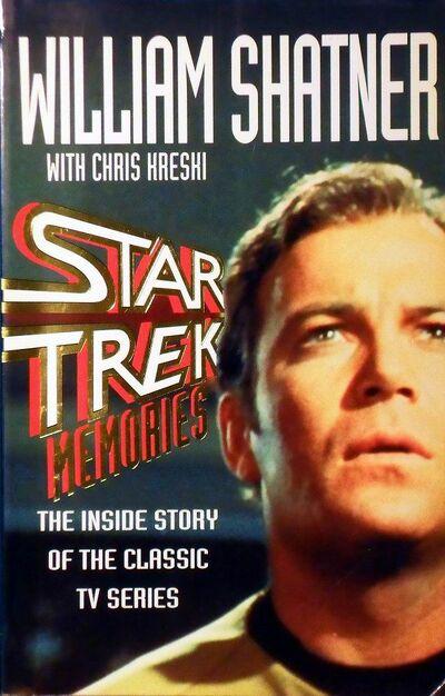 Star Trek Memories UK SC1