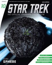 Star Trek Official Starships Collection Issue 10
