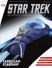 Star Trek Official Starships Collection issue 176