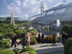 Starfleet Academy simulation