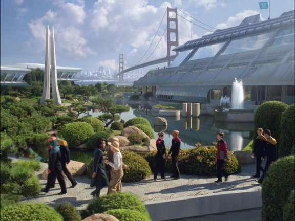 Image result for star trek tng starfleet academy