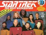 The Official Star Trek: The Next Generation Magazine issue 13