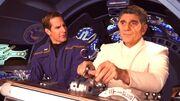 Archer und Drennik untersuchen einen Stern