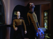 LaForge electrocuted