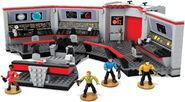 Mega Bloks USS Enterprise Bridge